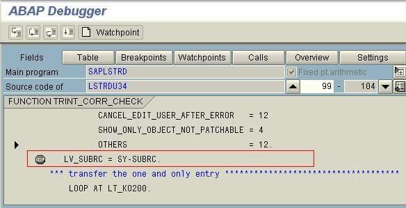 ABAP Debugger 2